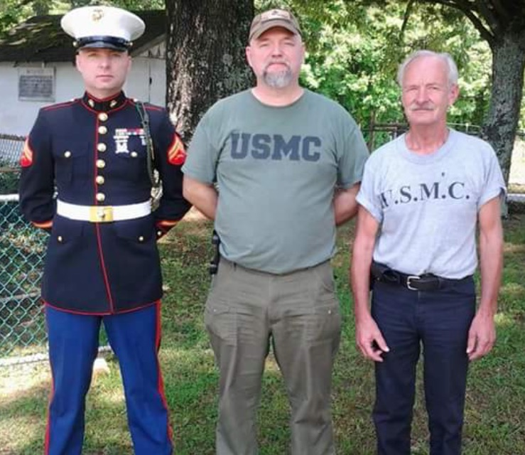 Generations of Marines